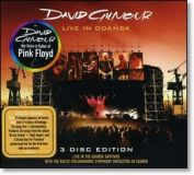DAVID GILMOUR - Live In Gdansk 3 Disc Edition