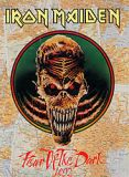 IRON MAIDEN - Fear Of the Dark 1992 Tour program